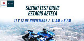 Suzuki-Test Drive 2017